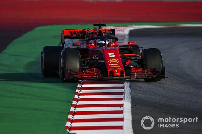 コーナリング速度向上のフェラーリ、今度は直線が弱点に?「ドラッグ低減が急務」とベッテル