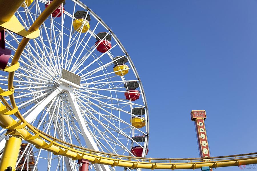 この夏、子供と出かけたい場所 1位は「テーマパーク・遊園地」