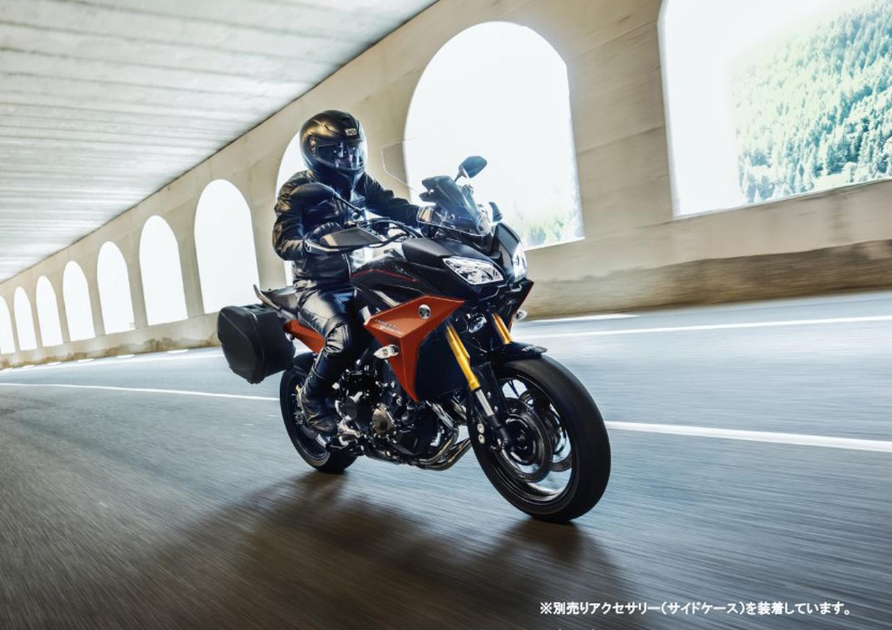 ヤマハ「トレーサー900」&「トレーサー900GT」の2020年モデルが2月25日発売開始!  新色はマットダークグレーとマットグレー