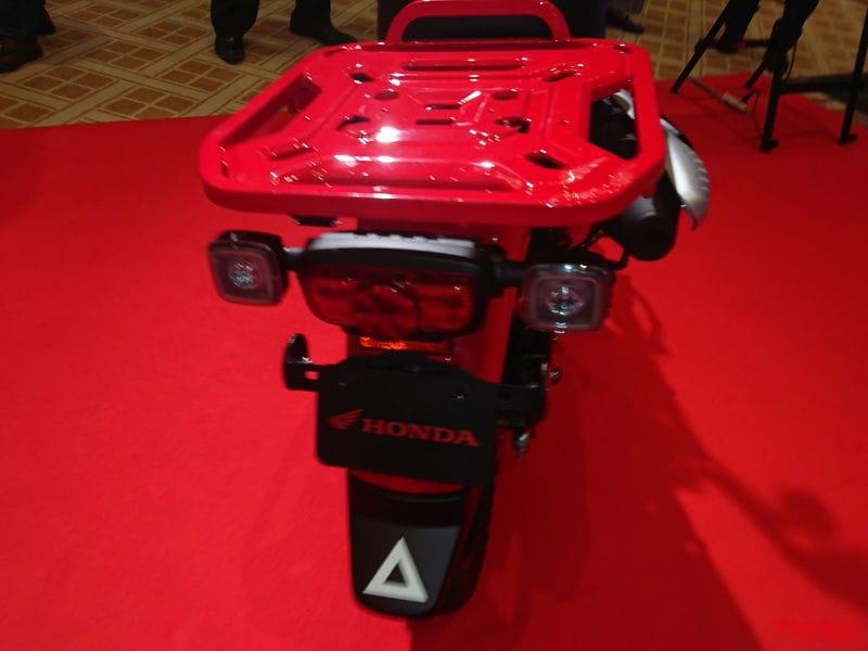 Scoop!【ハンターカブ細部情報】CT125の気になるディテールと、3タイプのカスタム車
