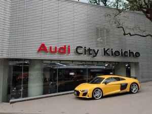 アウディ ジャパンが都市型ショールーム「アウディ シティ 紀尾井町」を新規オープン