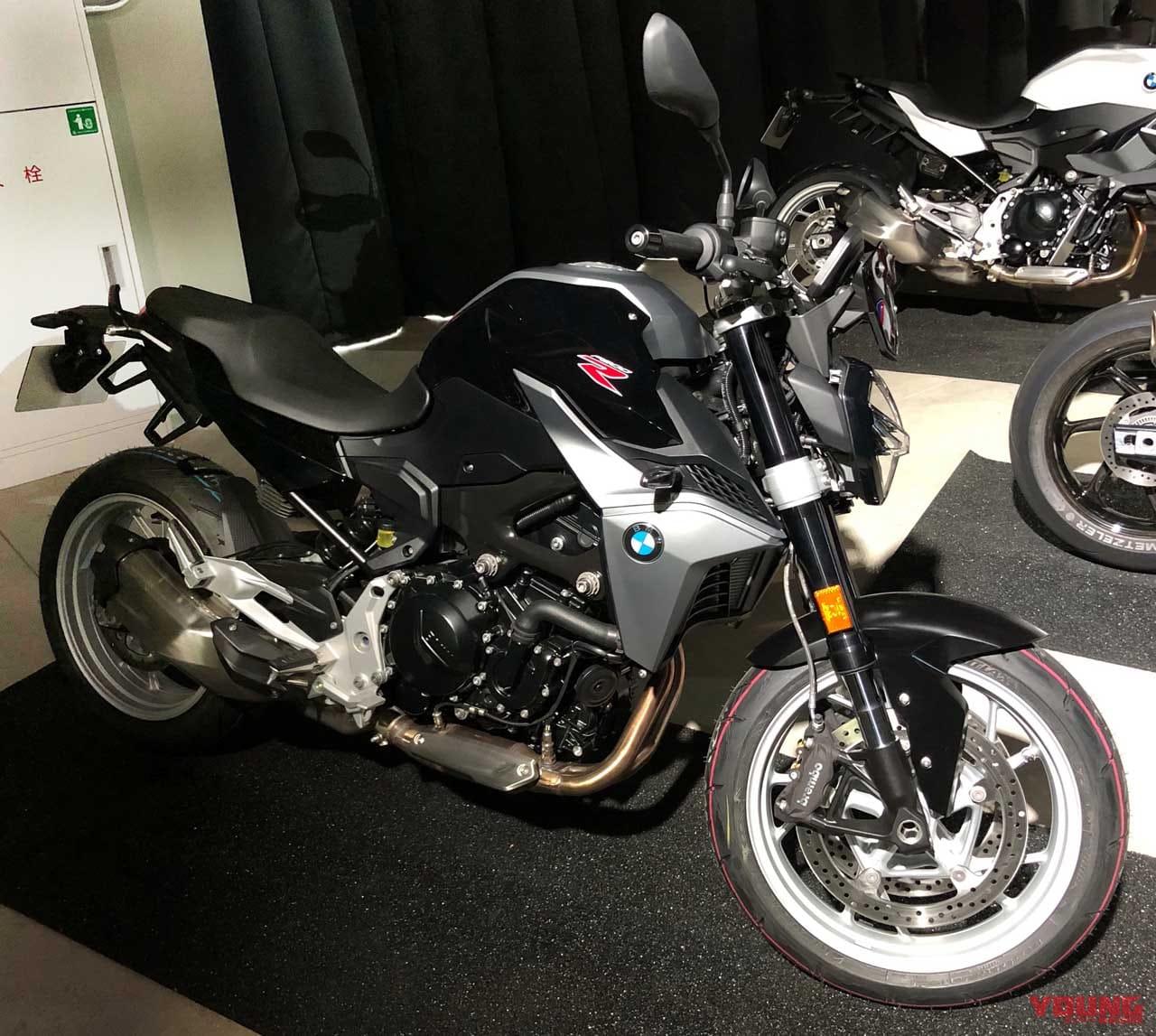 [速報]BMW F900R&F900XR 間もなく国内発表!【895cc並列2気筒ネイキッドとアドベンチャースポーツ】