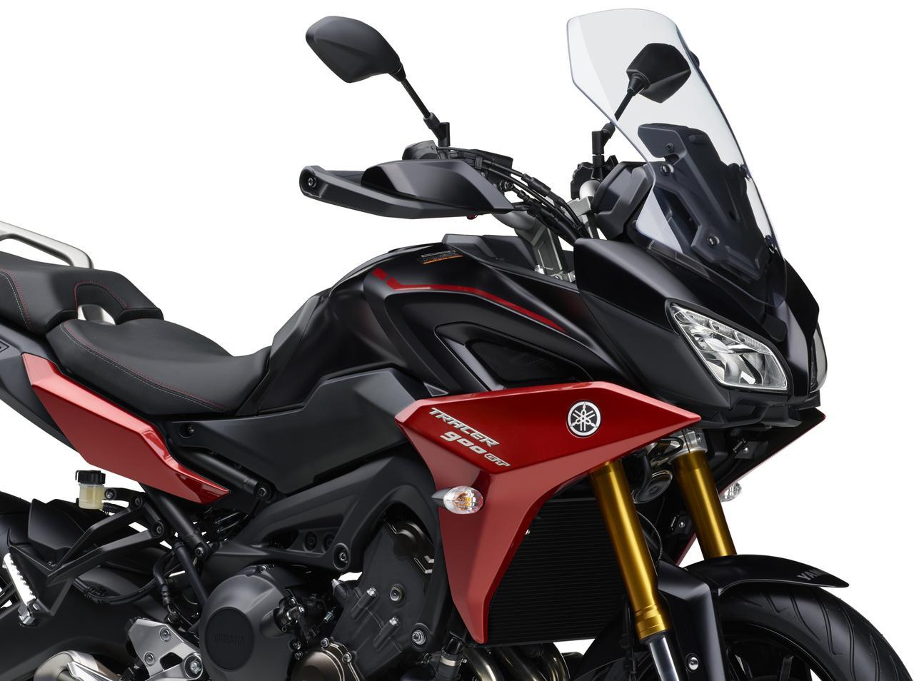【速報】ヤマハが「トレーサー900」シリーズの2020年モデルを発表! 新色が2色登場
