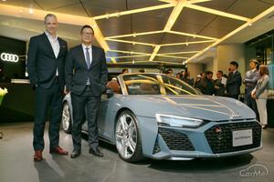 2020年のアウディは攻める!世界で6番目となる都市型ショールーム「Audi City紀尾井町」が2月7日オープン!