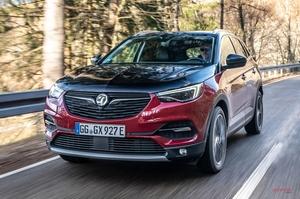 【PHEVの新SUVが欧州で登場】ボクソール(オペル)・グランドランドX