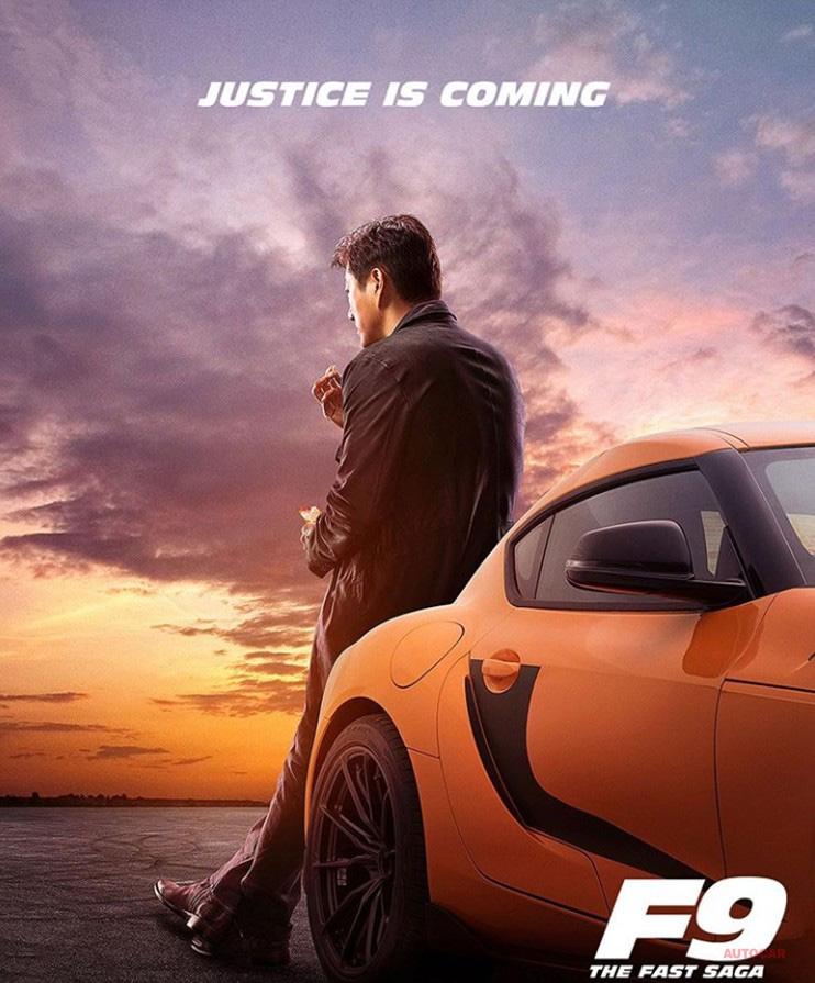 【ハン復活!】ワイルド・スピード最新作「ジェットブレイク」、ハンが復活 スープラも登場