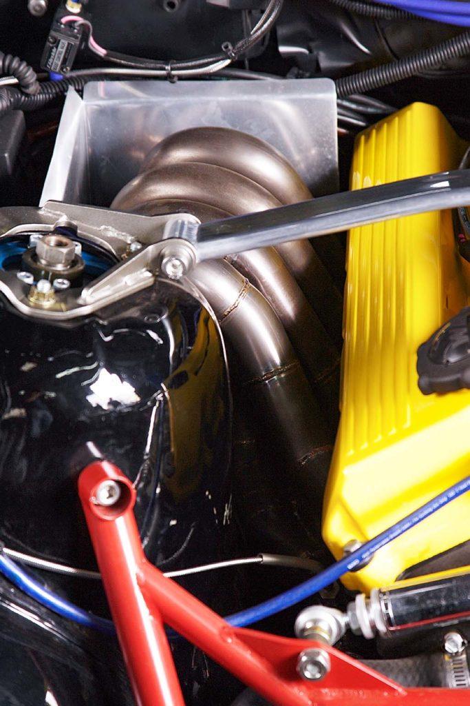「国産ターボ勢と真っ向勝負できるT67ターボ仕様のBMW318is!」ローコンプ&ハイブーストで勝負!
