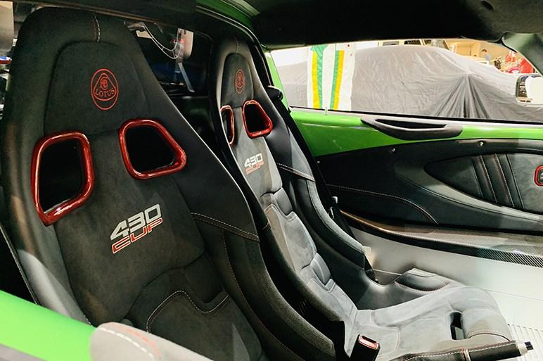 【東京オートサロン2019】日本初公開 新型ロータス・エキシージ カップ 430 公道走行可能な史上最強のエキシージ