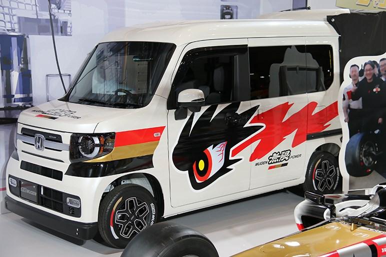 【東京オートサロン2019】ホンダはNSX、インサイト、N-VANなど話題の四輪車はじめ、二輪車、モータースポーツ車両とバラエティに富んだ出展内容に