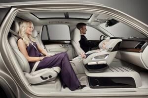 ボルボ、新しいチャイルドシート装着法を提案