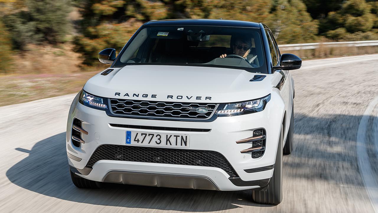 【海外試乗】新型イヴォークは、マイルドハイブリッド化で燃費性能が向上。ますますロングドライブが楽しくなった!