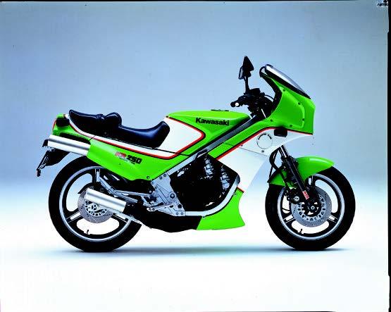 VF1000R、KR250、3型カタナも登場!【日本バイク100年史 Vol.032】(1984-1985年)<Webアルバム>