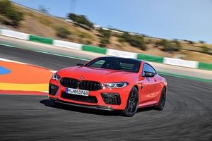 """これぞ""""M""""の本命! BMW M8 コンペティションの真髄をサーキットで味わう【動画レポート】"""