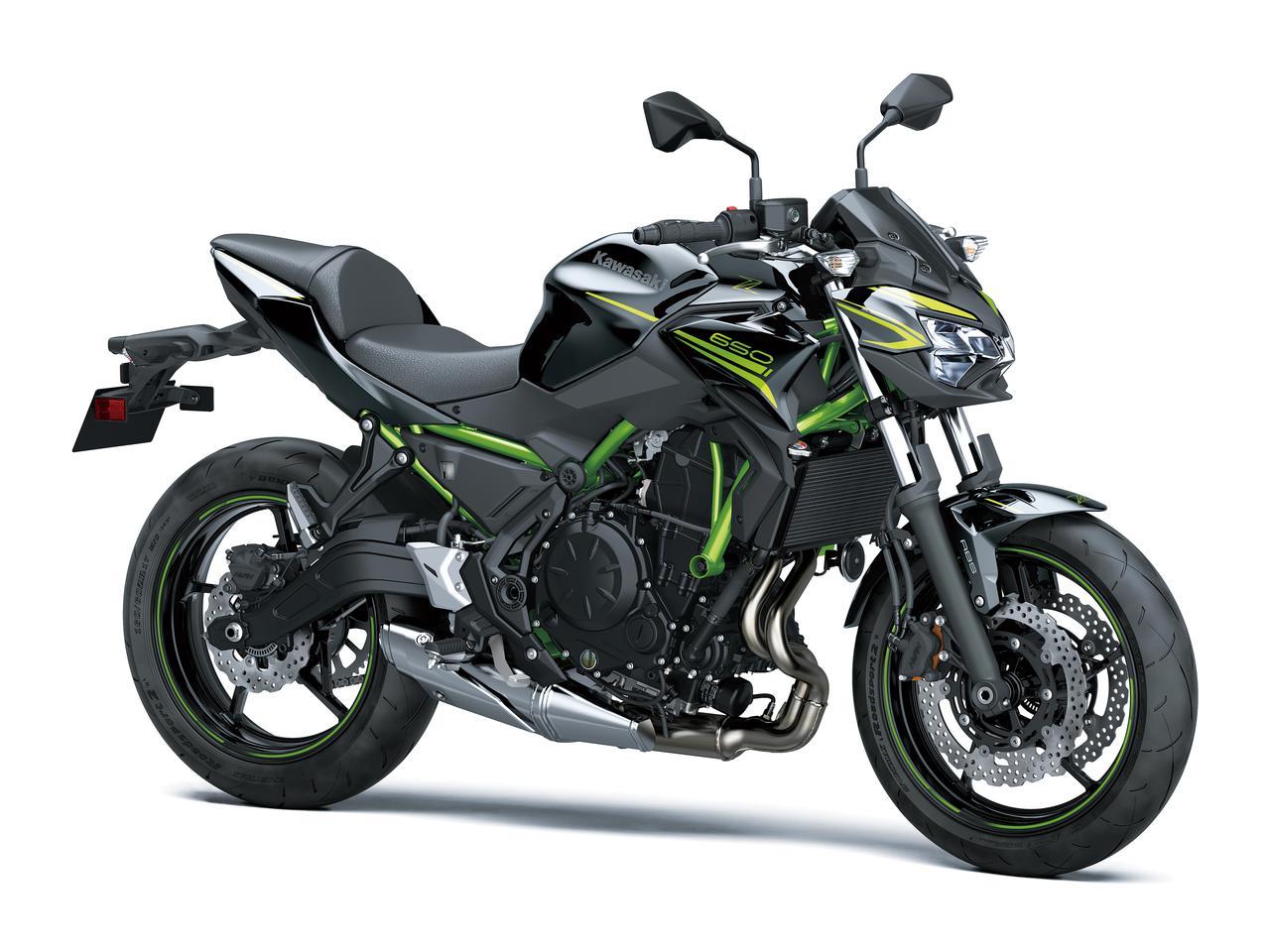 カワサキの新型「Z900」「Z650」は、デザインを「Z H2」のイメージに!? スタイリング紹介の第一報【EICMA 2019速報】