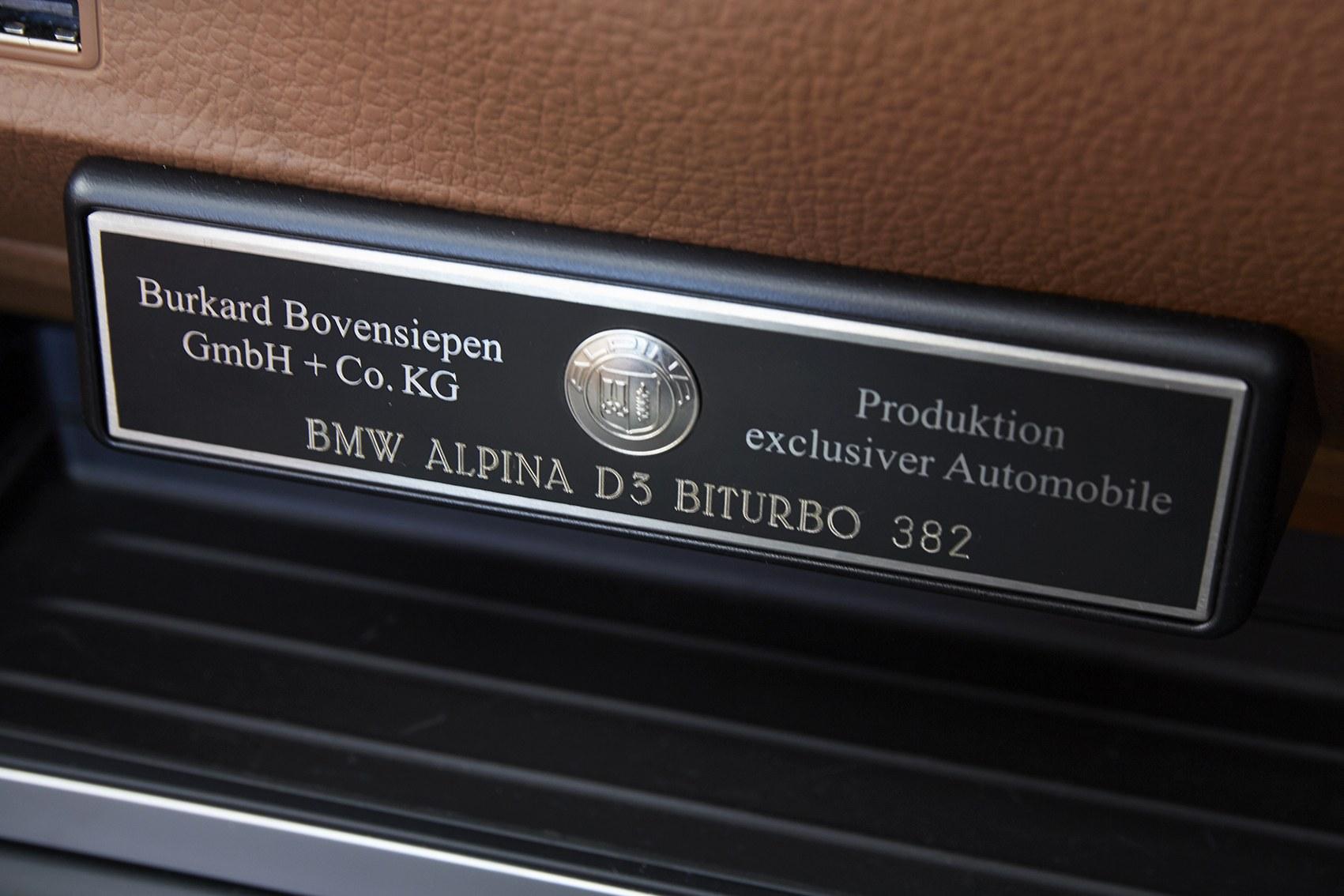 ディーゼルでも圧倒的にスポーティ! BMWアルピナ D3 ビターボ リムジン試乗記