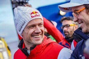 WRC:オジエ、トヨタとの2021年再契約に意欲。引退撤回の意向にラリー界も歓迎