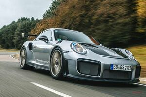 【5年以内に量産か】ポルシェ、3Dプリント技術でピストン開発 911 GT2 RSで検証、パワーアップも