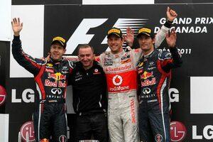 最終ラップの大逆転劇、2011年F1カナダGP【サム・コリンズの忘れられない1戦】