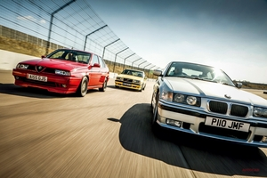 BTCC熱狂時代 中古で探す、アルファ155/BMW 3シリーズ/ボルボ850 前編
