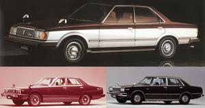 市場を席巻したトヨタ歴代マークII! ライバル日産ローレルとスカイラインより優位だった理由