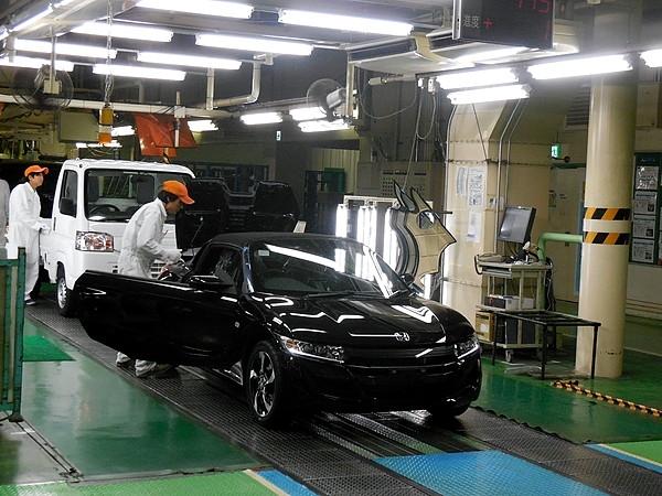 ホンダ S660を造る八千代工業 工場見学 「設計製造が一体になって小さな名車が生み出された」