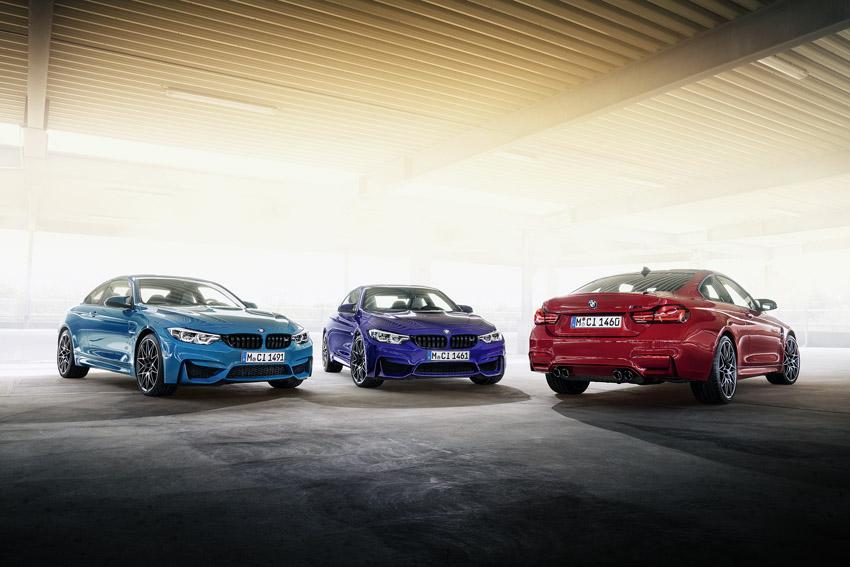 BMW 30台の限定モデル「M4エディション・ヘリテージ」発売