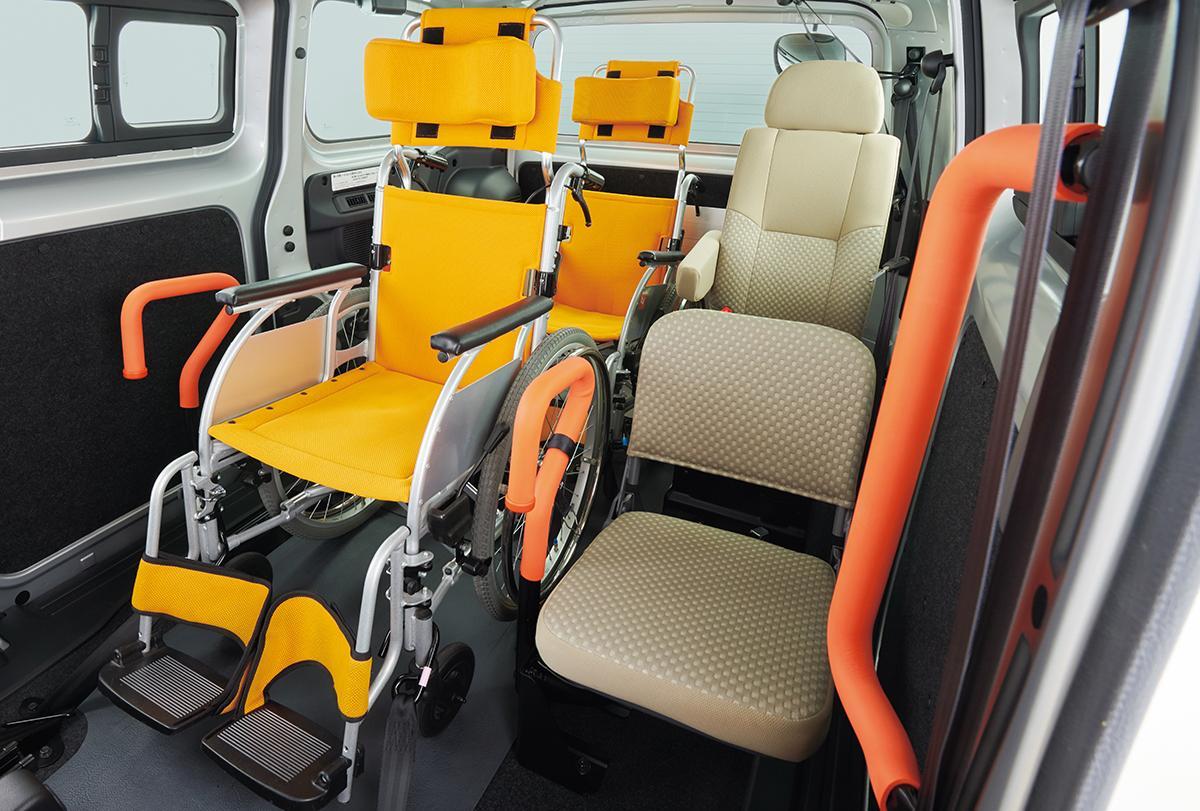 安全装備充実でビジネスからレジャーまで大活躍! 日産NV200が仕様向上