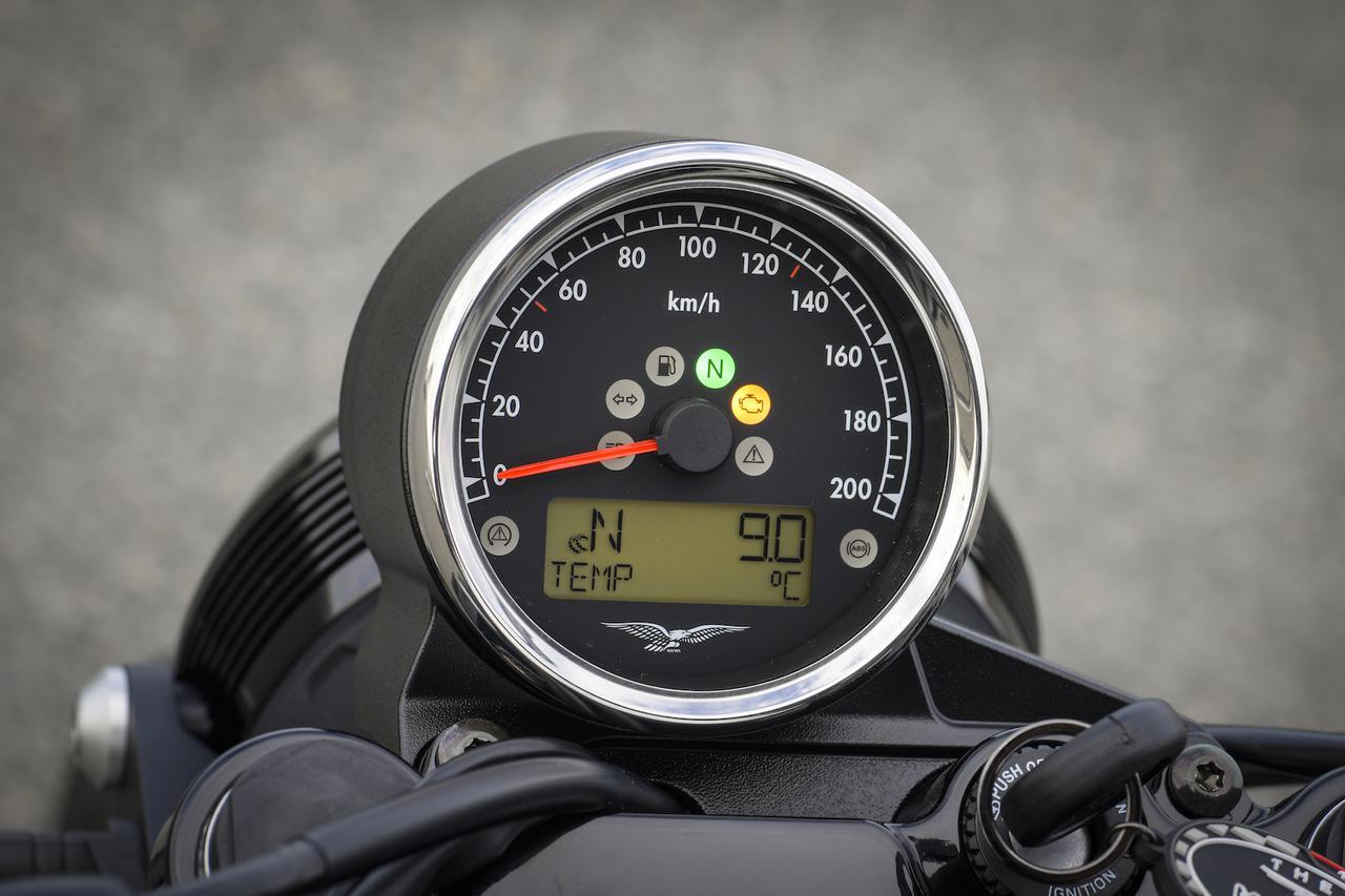 MOTO GUZZI「V7 III STONE NIGHT PAC」を詳解!『ゴーグル2020/2月号』