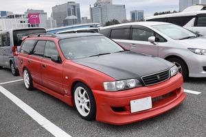 「東京オートサロンは駐車場が面白い」検問を乗り越えてやってきた熱きチューンド達!【パーキングオートサロンpart.2】