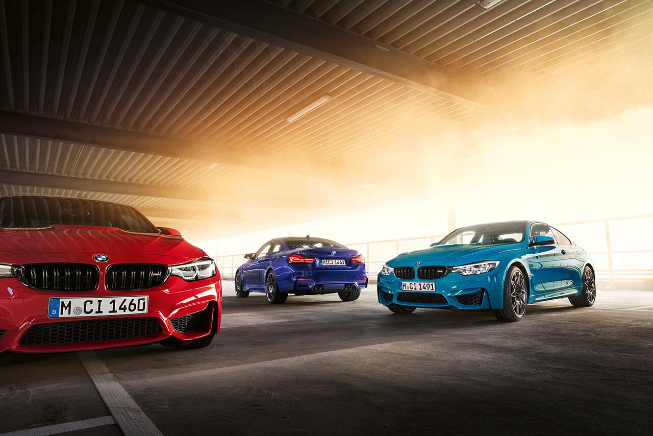 日本向けは30台! 世界限定750台の「BMW Ⅿ4エディション・ヘリテージ」が発売開始