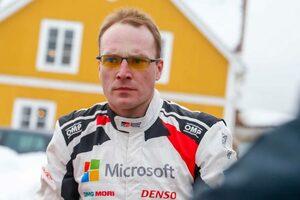 WRC:ラトバラ、第2戦スウェーデンにヤリスWRCでスポット参戦。コドライバーは元トヨタのハンニネン