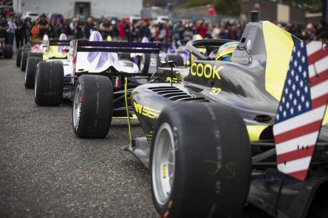 女性限定フォーミュラ『Wシリーズ』がF1のサポート戦に。アメリカGP、メキシコGPでの併催決定