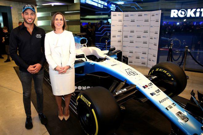 ウイリアムズF1、イスラエル出身ニッサニーと公式テストドライバー契約。FP1での起用も決定