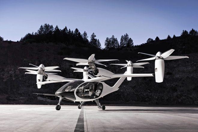 トヨタも空へ。生産技術を電動垂直離着陸機に活かし、空のモビリティ事業に参入へ