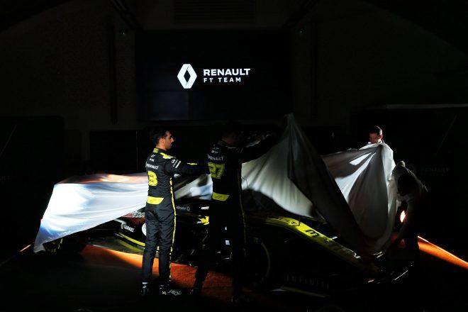 """新体制で挽回目指すルノーF1、2020年""""シーズンオープニングイベント""""の日程を発表"""