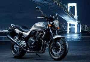 ホンダ「CB400 SUPER FOUR」の限定モデルが1月17日(金)に発売! カラーバリエーションは一時的に4色に!