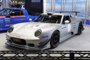 「より深化した3ローターNA仕様のロータスヨーロッパ」2013年の最優秀車両がパワーアップ!【東京オートサロン2020】