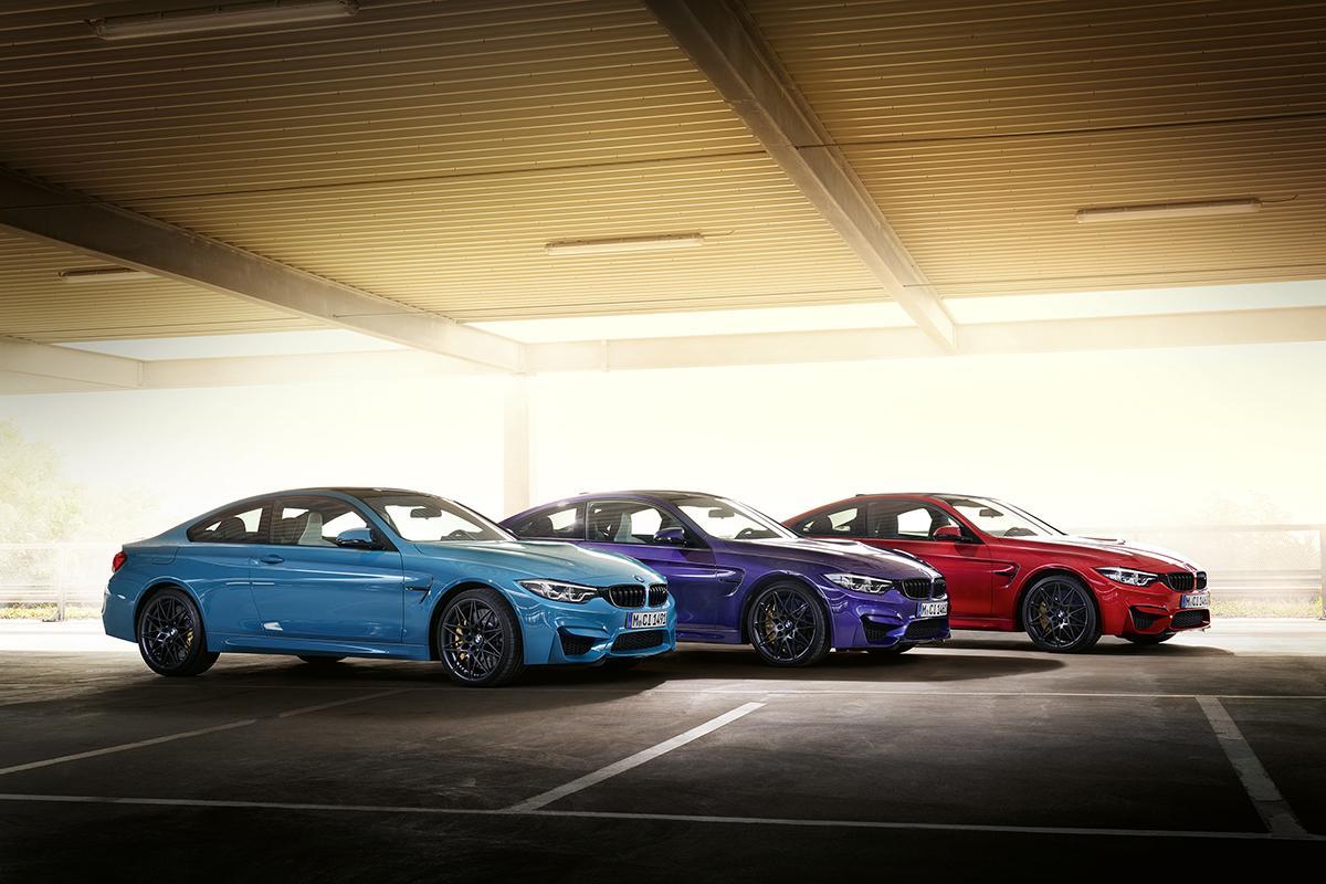 BMW M4に限定モデル「Edition Heritage」が発売! 日本では30台のみのレアモデル