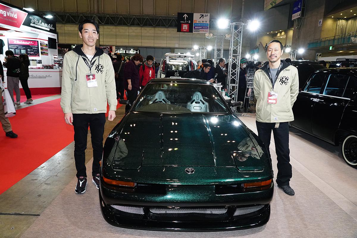 EV化で復活を遂げた30年前のトヨタ・スープラ、教材車として未来のエンジニアを育む