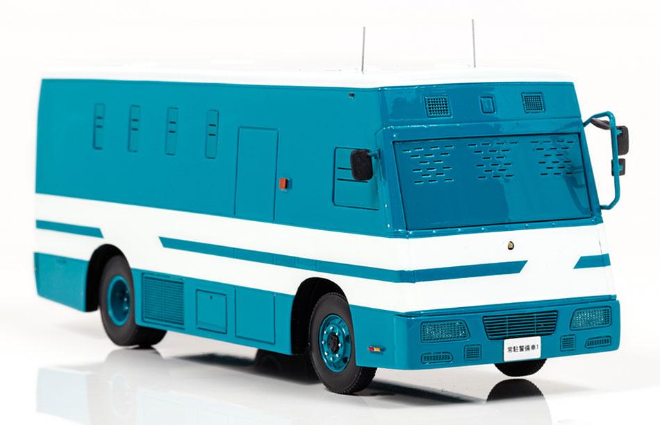 【クラウン GT-Rパトカーに機動隊特殊車両まで!!】 マニアも絶句!? ヨンサンミニカーの世界