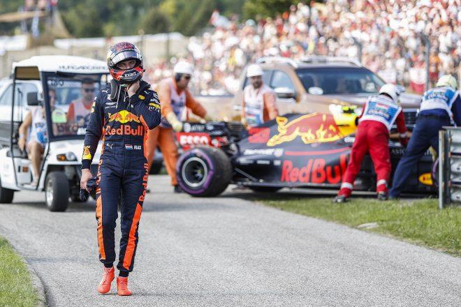 フェルスタッペン、パワーユニットトラブルでリタイア「本当に悔しい。スパでのペナルティも心配」:F1ハンガリーGP日曜