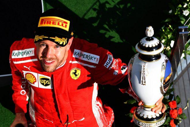 ベッテル「今回は優勝できなかったが、マシンが速いから不安はない」:F1ハンガリーGP日曜