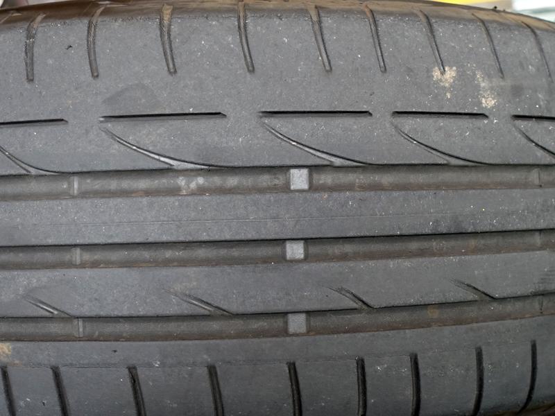 タイヤを「コンチネンタル プレミアム コンタクト6」に変えたら乗り心地とノイズが抜群に良くなった
