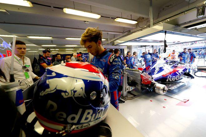 トロロッソ・ホンダ密着F1:ハンガリーGPで6位入賞の分岐点となったガスリー抜群のスタート