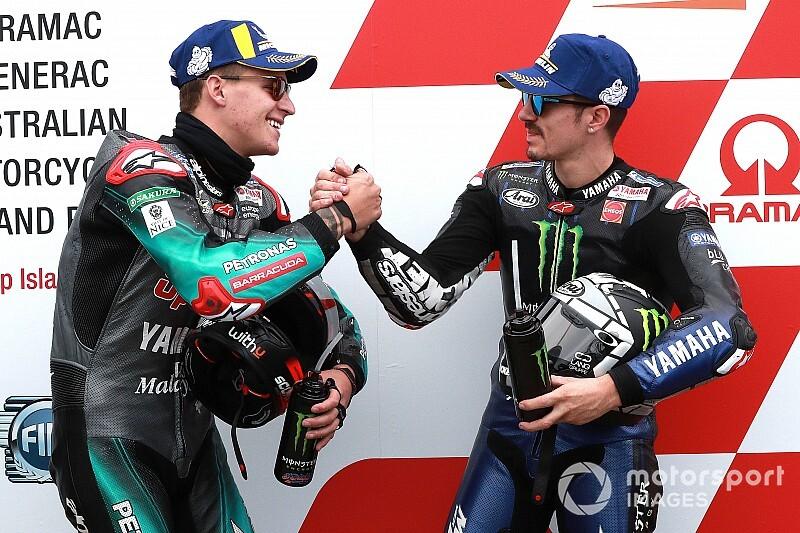 【MotoGP】ファビオ・クアルタラロ、2021年からヤマハファクトリー入りが決定。2年契約を締結