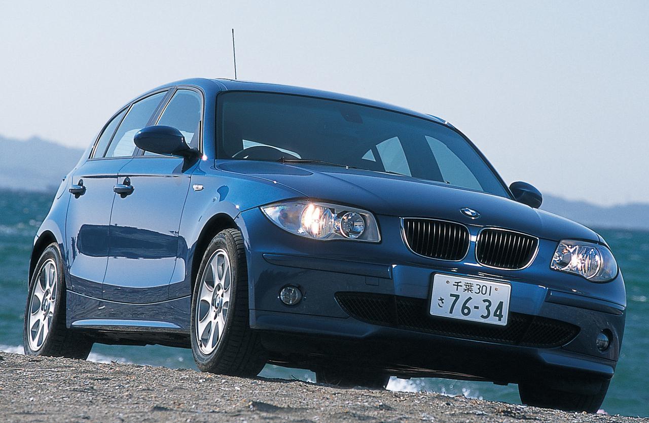 【ヒットの法則129】初代BMW1シリーズに設定された130iはラインアップの価値をさらに高めた