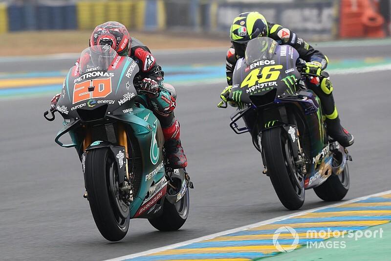 【MotoGP】ファビオ・クアルタラロ、ヤマハファクトリー入り決定? ロッシはキャリアの岐路に立つか