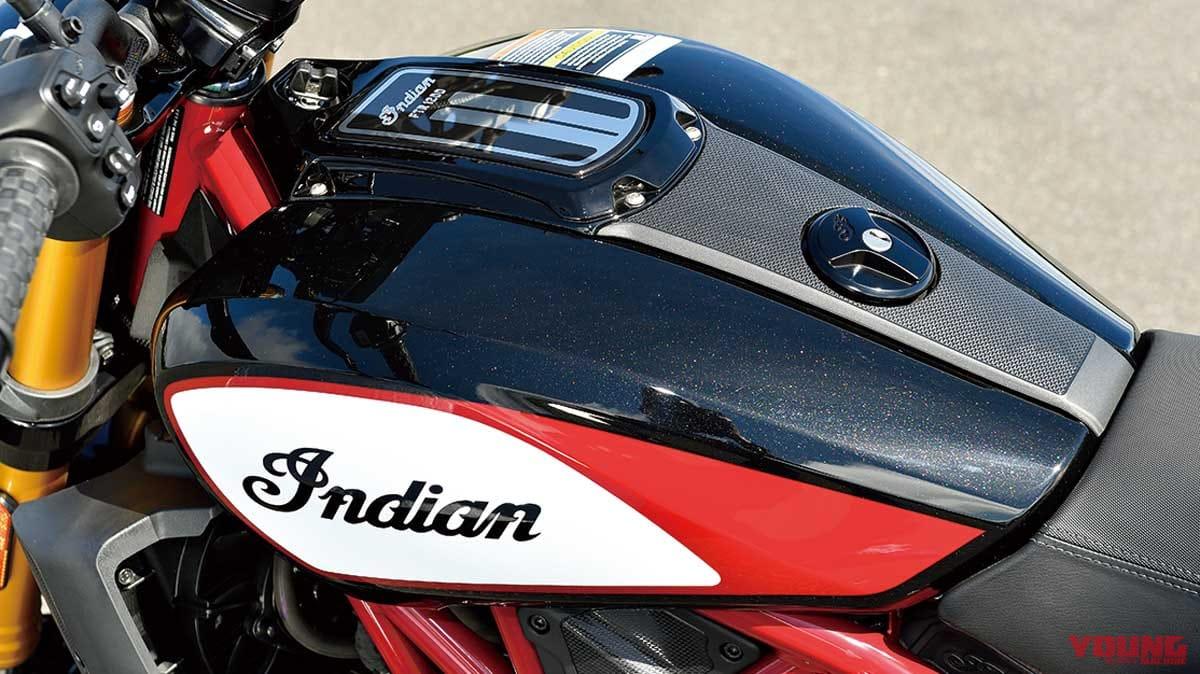 インディアン FTR1200S試乗インプレッション【オールラウンドなVツインスポーツ】
