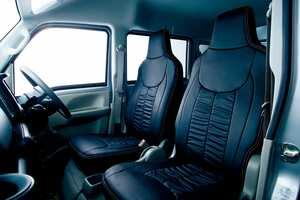 軽ワンボックスの内装に上質感とオシャレさを|エブリイ ハイゼット サンバー ピクシス スクラム ミニキャブ クリッパー カスタム