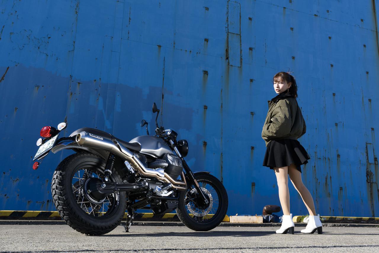 MOTO GUZZI「V7 IIIROUGH」を詳解!『ゴーグル2020/2月号』
